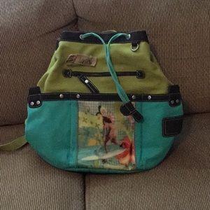 Sherpani backpack